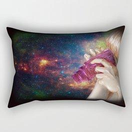 Photography Galaxy Rectangular Pillow