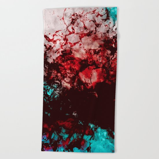 ζ Naos Beach Towel