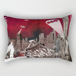 Gotham City Rectangular Pillow