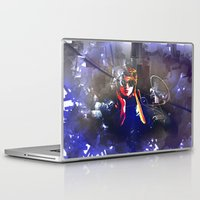 boys Laptop & iPad Skins featuring Hello Boys by Digital-Art