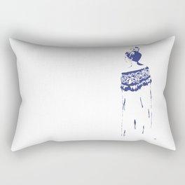 He Kakano Ahau - Kahurangi Rectangular Pillow