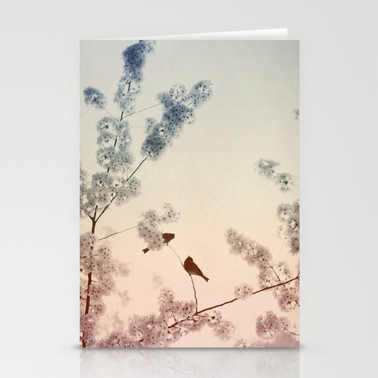 Central Park In Bloom #4 Stationery Cards