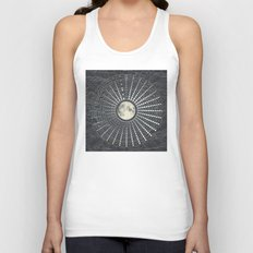 Phases // Moon Calendar 2017 Unisex Tank Top