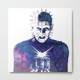 Galaxy Pinhead Doug Bradley Hellraiser Metal Print