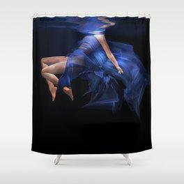 Buoyancy Shower Curtain