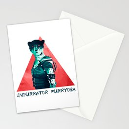 Impurrator Furryosa Stationery Cards
