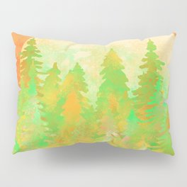 The Forest Moon Pillow Sham