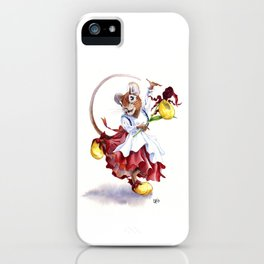 Mouse Slippers iPhone Case