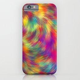 Rainbow Cuddles 9 iPhone Case