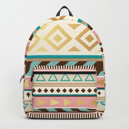 Pattern Tribal Backpack