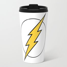 The Flash Logo 2 Travel Mug