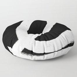 Monotone Floor Pillow