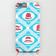Art Deco Hats Slim Case iPhone 6s