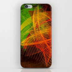 String Theory 02 iPhone & iPod Skin