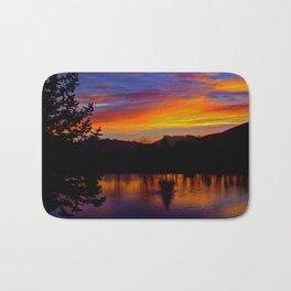 Sunrise at Rose Canyon Bath Mat