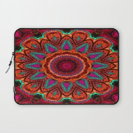 Kaleidoscope for moments of relaxation Laptop Sleeve