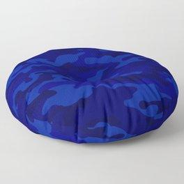 Ocean Camo Floor Pillow