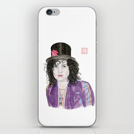 Born to Boogie iPhone Skin
