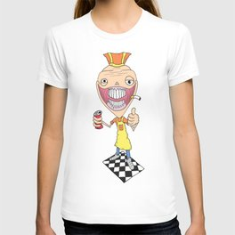 Creepy Server T-shirt