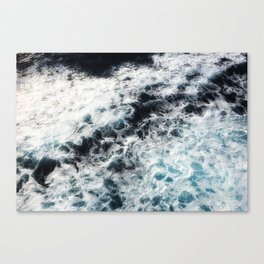 Ocean Painting Canvas Print