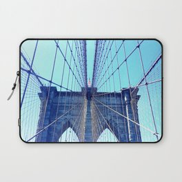 BROOKLYN BRIDGE - LIGHTER Laptop Sleeve
