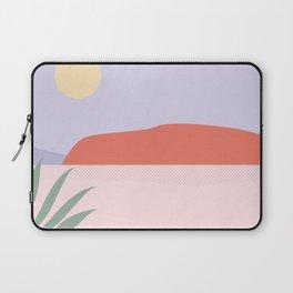 Ayers Rock Landscape Laptop Sleeve