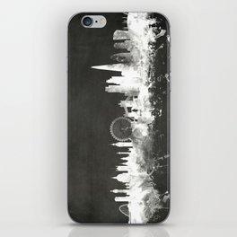 London England Skyline iPhone Skin