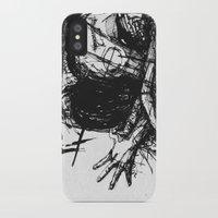 medicine iPhone & iPod Cases featuring Medicine Man by Dr. Lukas Brezak