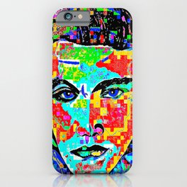 Long Live The King Of Rock and Roll! iPhone Case