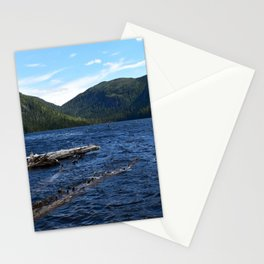 Lake Perseverance in Ketchikan, Alaska Stationery Cards