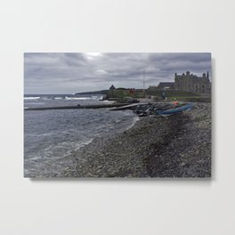 The Wick of Sandsayre Metal Print