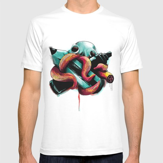 Diabolik Weapons T-shirt