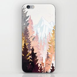 Wine Forest iPhone Skin