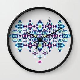 BadBed #1 Wall Clock