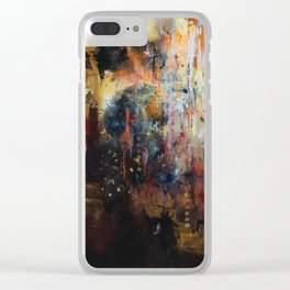 Dominion - by Jenny Bagwill Clear iPhone Case