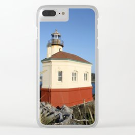 A Sailor's  Guide Clear iPhone Case