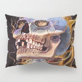 My Ghost Rider - Spirit of Vengeance Portrait: in Memory of Stan Lee Pillow Sham