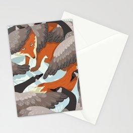 Smirre Fox Stationery Cards