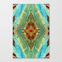 acrylic 3 Canvas Print