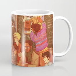 Les Misérables: A Group Which Almost Became Historic Coffee Mug