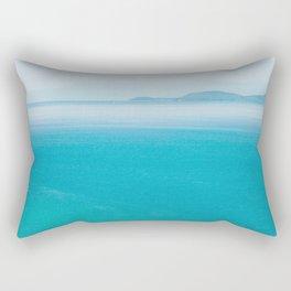 Turques sea Rectangular Pillow