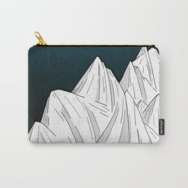 The deep blue moon Carry-All Pouch