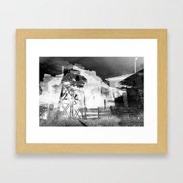 Urban Series 5-1 Framed Art Print