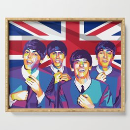 The Beatle Serving Tray
