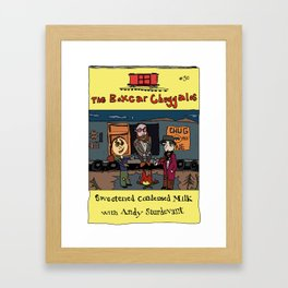 The Boxcar Chuggalos Framed Art Print