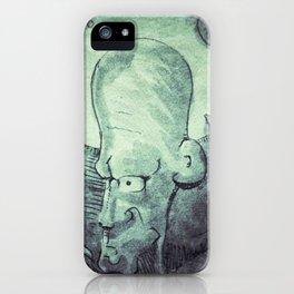 Meepzorp iPhone Case