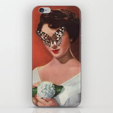 ELIZABETH TAYLOR.  (PIN-UPS). iPhone & iPod Skin