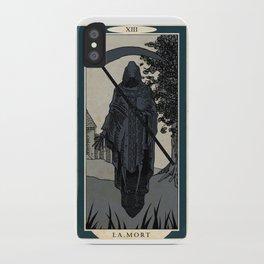 The Grim Reaper iPhone Case