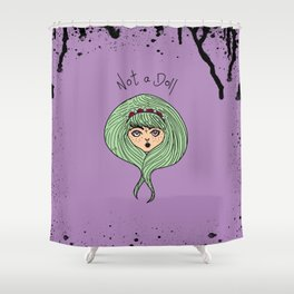 I'm A Person Shower Curtain