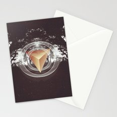 Somewhere in the darkness Stationery Cards